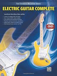 Ultimate Beginner Electric Guitar Complete Steps One Two Book DVD Sleeve The Keith Wyatt Nick Nolan Colgan Bryan