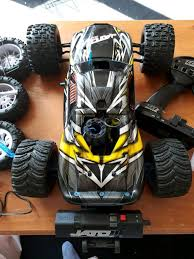 Traxxas Jato 3.3 Nitro Rc Truck + Extras | In Abergavenny ... Grave Digger Nitro 18 Monster Truck Rc Groups 7 Of The Best Cars Available In 2018 State And Trucks Team Associated Traxxas Tmaxx 33 Ripit Monster Fancing Himoto Bruiser Scale Truck 24ghz 110 4wd Remote Control Ezstart Ready To Run The Monster Powered Rtr 110th Radio Losi Lst Xxl2 Avc For Roundup Us Kmt002 15 Baja 26cc Offroad Racing Car With