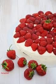 erdbeer buttercreme torte rezept kuchen oder torte mal