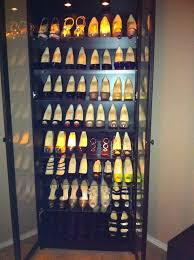 Brilliant Ikea Shoe Wardrobe Stylish Home Shoe Closets