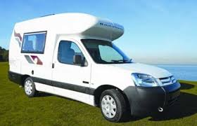The Miniature High Efficiency Motorhome