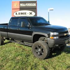 Millennium Linings (Line-x) & Truck Accessories - Home | Facebook