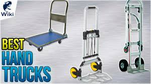 Top 10 Hand Trucks Of 2018 | Video Review