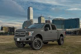 2018 Ford F-150 XLT Gray Kevlar 4x4 Lifted Truck - Available - RAD ...