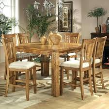 Oak Dining Room Tables Mission Set Imposing Ideas Sets Cozy