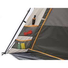 Coleman Tent Floor Saver by Bushnell Shield Series 11 U0027 X 9 U0027 Instant Cabin Tent Sleeps 6