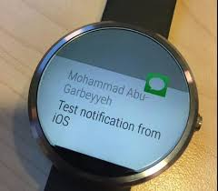 Motorola Moto 360 Made To Work With The iPhone