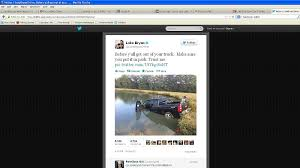 99 Luke Bryan Truck Ooops Crashes His
