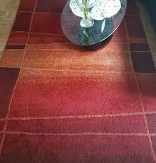 sehr strapazierfähiger teppich z b für wohn oder esszimmer
