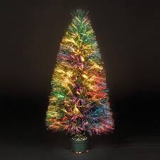 3ft Sunburst Fibre Optic Christmas Tree