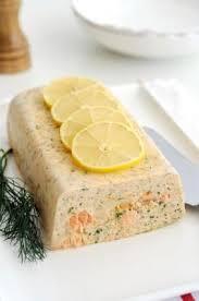 cuisine poisson facile recette terrine de poisson facile 750g