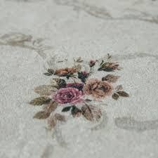 badteppich set im vintage look moderne badematte romantische