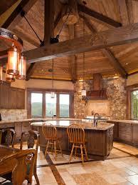 Small Log Cabin Kitchen Ideas by Log Cabin Kitchen Designs Homepeek