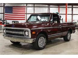 1969 Chevrolet C10 For Sale | ClassicCars.com | CC-1043874 Chevrolet Ck 10 Questions 69 Chevy C10 Front End And Cab Swap 1969 12ton Pickup Connors Motorcar Company C20 Custom Camper Special Pickups Pinterest Vintage Chevy Truck Searcy Ar C10 For Sale Classiccarscom Cc1040563 New Cst10 Sold To Germany Glen Burnie Md Matt Sherman Mokena Illinois Classic Cars Cst Ross Customs F154 Kissimmee 2016 Short Bed Fleet Side Stock 819107 Sale 2038653 Hemmings Motor News