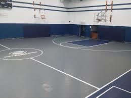 parks recreation flex court athletics