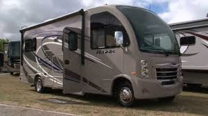 Motorhome Reviews New Axis Motorhomes By Thor Motorcoach Vegas RUV Class A RV