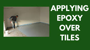 Sealing Asbestos Floor Tiles With Epoxy by Applying Epoxy Over Tiles How To Ensure Proper Bonding And