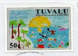 Tuvalu That Sinking Feeling by Drawn Island Tuvalu Pencil And In Color Drawn Island Tuvalu