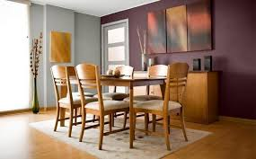 Dining Room Paint Ideas With Chair Rail Plain Sage Green Wall Color Four Pieces Covered Leather Chairs Rectangle Cream Sectional Fur Rug