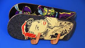 Suncast Db5000 50 Gallon Deck Box by Skate Deck Wall Art Instadeck Us