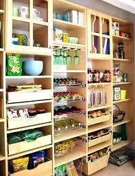 Pantry Storage Bins Kitchen Pantry Finished Kitchen Pantry Storage