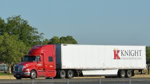 100 Knight Trucking Company Swift And Transportation To Merge