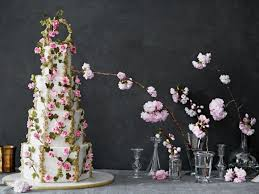 Maggie Austin Sleeping Beauty Themed Wedding Cake