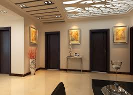 contemporary living room ceiling and lighting 3d house