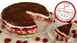 tiramisu torte mit himbeeren himbeertiramisu no bake ohne alkohol evas backparty