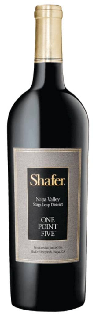 Shafer Cabernet Sauvignon Wine - 750ml