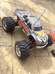 Traxxas T-max Nitro Rc Truck | In Hull, East Yorkshire | Gumtree Nitro Sport 110 Rtr Stadium Truck Blue By Traxxas Tra451041 Hyper Mtsport Monster Rcwillpower Hobao Ebay Revo 33 4wd Wtqi Green 24ghz Ripit Rc Trucks Fancing 3 Rc Tmaxx 25 24ghz 491041 Best Products Traxxas 530973 Revo Nitro Moster Truck With Tsm Perths One 530973t4 W Black Jato 2wd With Orange Friendly Extreme Big Air Powered Stunt Jump In Sand Dunes