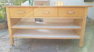 ikea värde unterschrank küchenschrank sideboard 3 schubladen