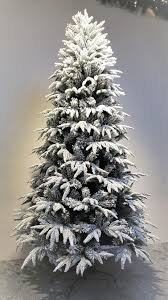 8ft Artificial Christmas Tree Ireland by The Snowy Alpine Tree 4ft To 8ft