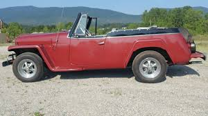 100 1950 Willys Truck Jeepster For Sale 2180638 Hemmings Motor News