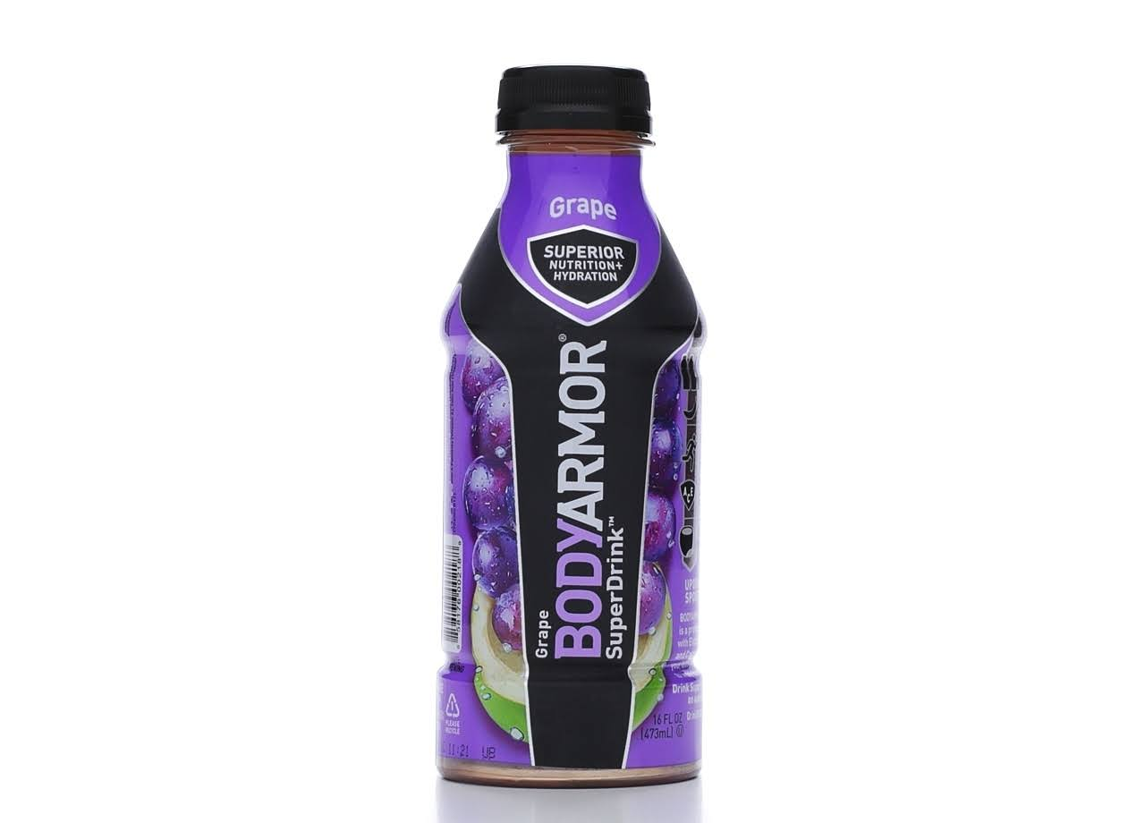 BodyArmor SuperDrink - Grape