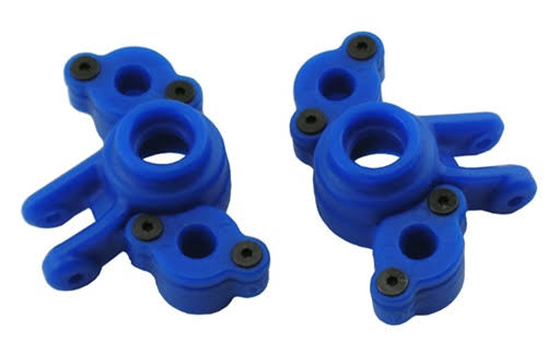 Traxxas RPM 73165 RC Vehicle Axle Carriers - Blue