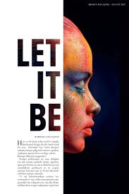 100 Contemporary Design Magazine How To Master Minimalist Typography On Your Layouts The
