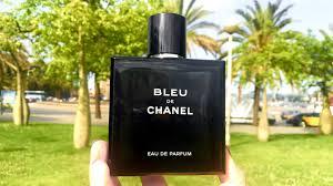 bleu de chanel eau de parfum review
