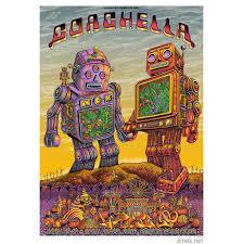 Festival Posters 2016 Coachella