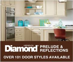 Prelude Vs Reflections Diamond Cabinets by Kitchen Design Ideas Kitchen Cabinets Lowe U0027s Canada