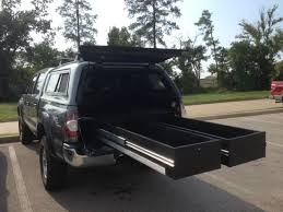 DIY Truck Vault For Tacoma Camper | Overland Tacoma Ideas ... Tips To Make Truck Bed Drawers Raindance Designs Storage Vault For Tacoma Camper S I M C A H Ium The Cp227210tl Single Drawer Box Troy Products System Youtube Bedsservice Bodies Pelletier Manufacturing Inc Home Extendobed Gun Steel Rifle Vaults Concealpro Gallery Diamondback Came In Today Ford F150 Forum Community Of Amazoncom Toyota Security Lockbox Automotive Heavyduty Hard Tonneau Covers Diamondback Hd Cover Cps Fly Fishing And Tying Titan Rod Finally Installed Vault Storage Weatherproof 5bed World