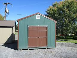 Portable Generator Shed Plans by Your Storage Shed Solution Delivery U0026 Installation