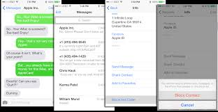 How to Block Unwanted Phone Calls FaceTime Calls and Messages in