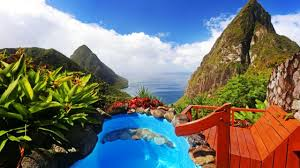 100 J Mountain St Lucia Top10 Recommended Hotels In Saint Caribbean Islands YouTube