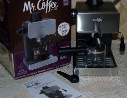 Mr Coffee Steam Espresso Maker Review And First Impressions
