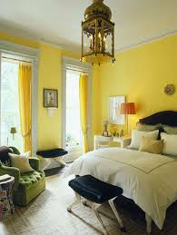 Yellow Walls Bedroom Decorating Ideas Home Design Great Classy Simple With