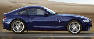 2006 BMW Z4 M Coupe 2006 BMW M6 Coupe