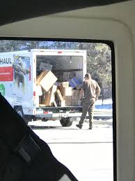 100 One Day Truck Rental UPS Using UHAUL Trucks Now My Amazon Order Is 2 Weeks Late UPS