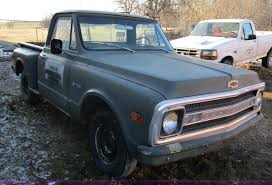 1969 Chevrolet C10 Pickup Truck | Item D2326 | SOLD! March 2... 1969 Chevrolet Ck 10 For Sale On Classiccarscom C10 Gets An Oemstyle Radio Back Next Gen Audio Pickup Short Bed Fleet Side Stock 819107 Truck Sale Chevy With Intro Wheels 22 And 24x15 Slamily Reunion Classic 4438 Dyler 1969evletc10chromearbumperjpg 20481340 Auto Art 1955 All Stepside Old Photos Volo Museum Cst Texas In Arkansas Truck Guy Ol Blue Photo Image Gallery