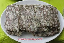 pate de tete de porc maison ma recette de fromage de tete cuisine